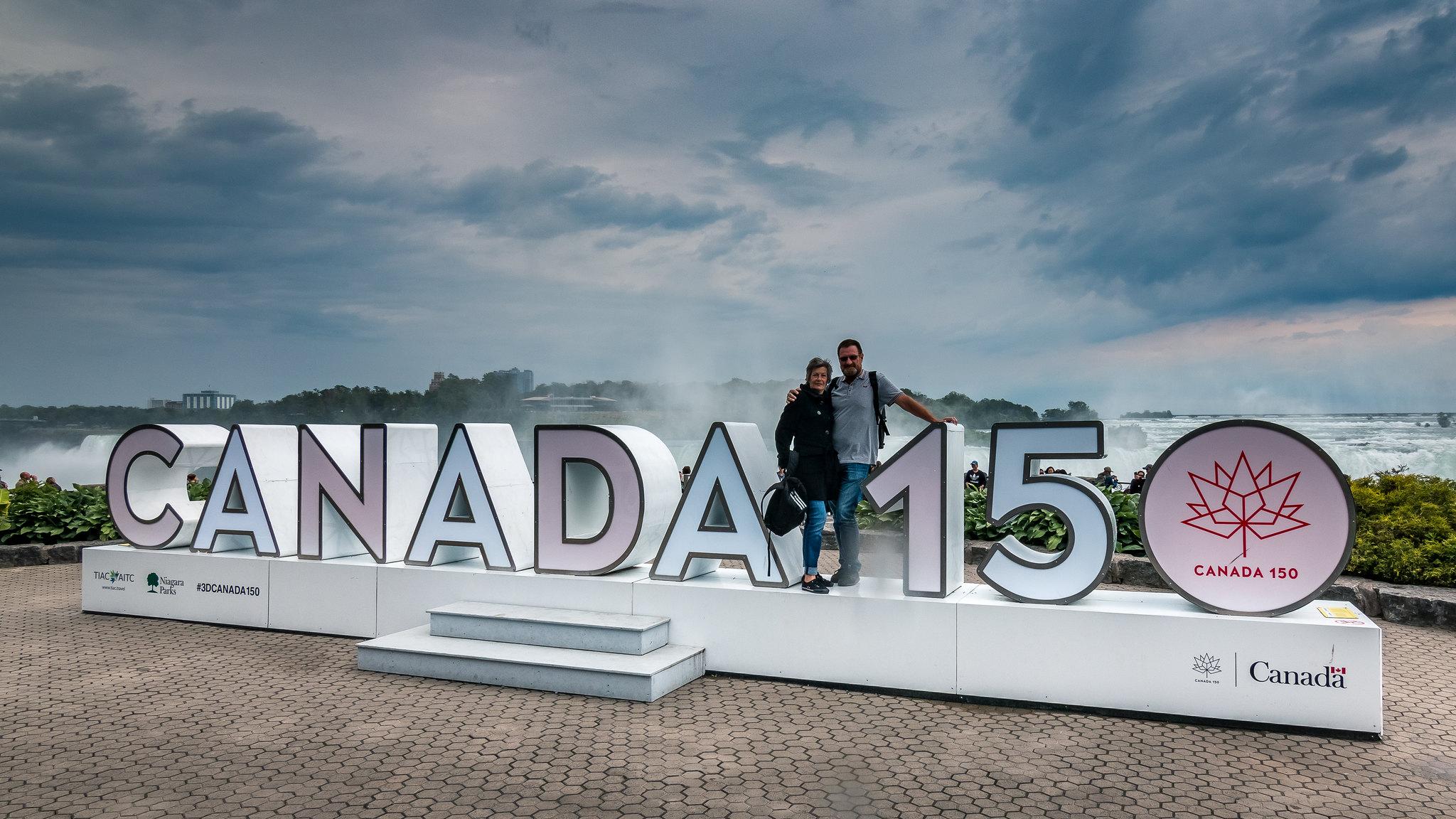 Chutes du Niagara - Ontario - [Canada]