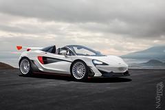 McLaren 570 Spider GTR