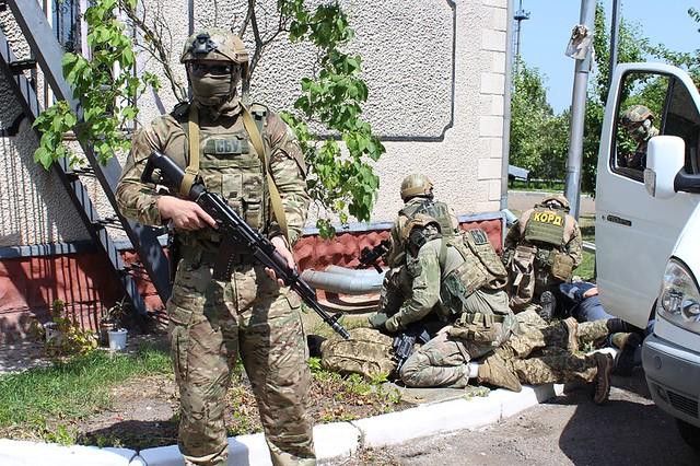 На Буковині відбулися антитерористичні навчання
