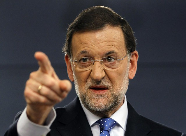 Mariano Rajoy, primo ministro spagnolo