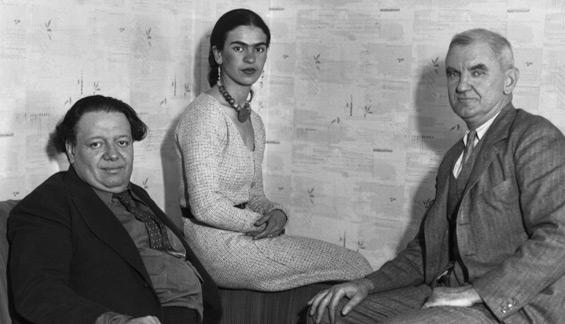 Diego_Rivera,_Frida_Kahlo_&_Anson_Goodyear