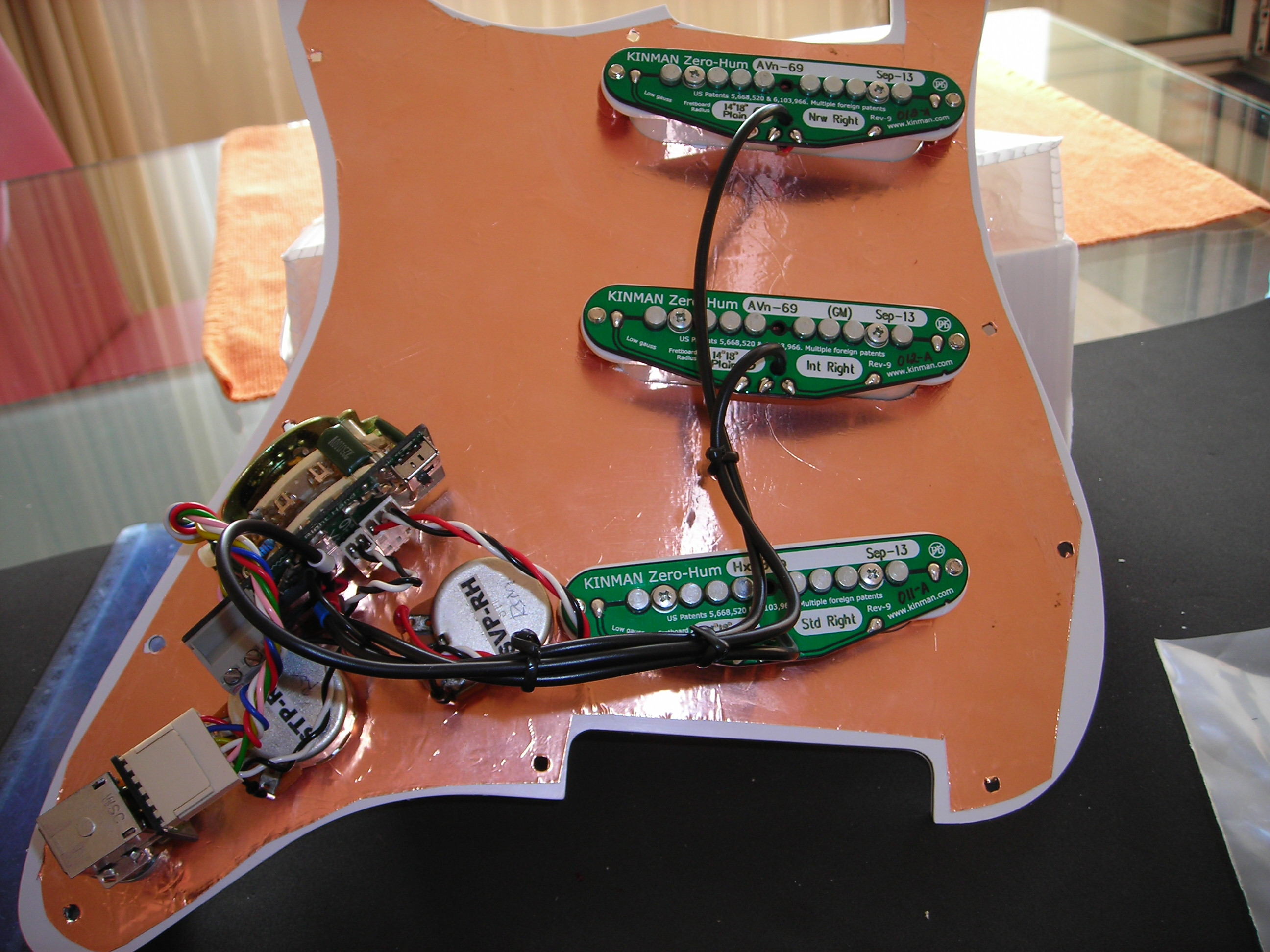 Astounding Quilted Purple Strat Build Wiring 101 Mentrastrewellnesstrialsorg