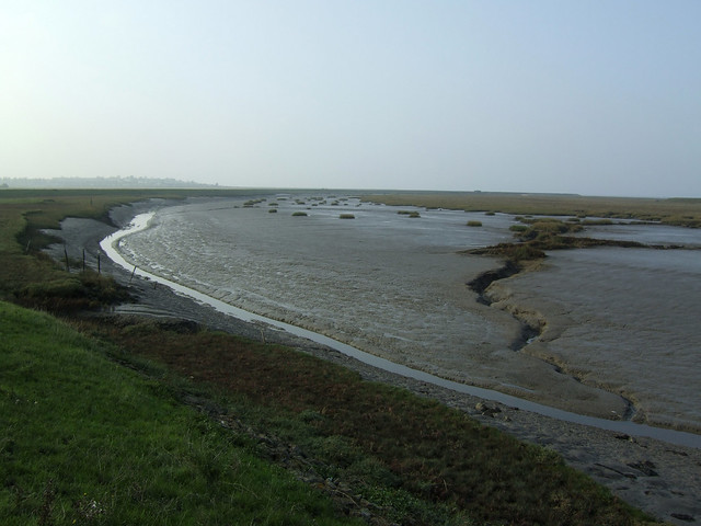 Yantlet Creek, Isle of Grain