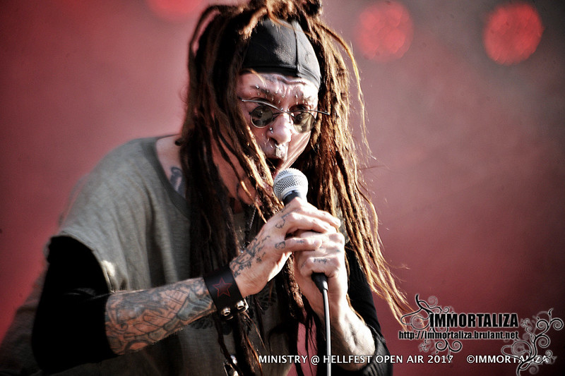 MINISTRY @ HELLFEST OPEN AIR  CLISSON FRANCE 16 JUIN 2017 35722137721_070c4939aa_c