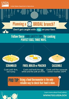 Bridal Shower/Brunch Egg Dish Tips