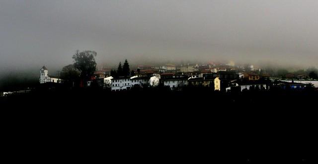 morning mist niebla de, Canon POWERSHOT G9