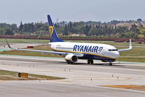 EI-FZP Boeing 737-8AS Ryanair AGP 11-06-17