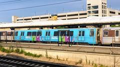 WMATA Metrorail CAF 5000 Series Railcars