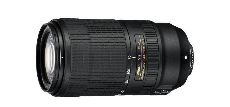 Nikon dévoile la nouvelle optique zoom Nikkor 70-300mm f/4.5-5.6 pour les appareils plein format