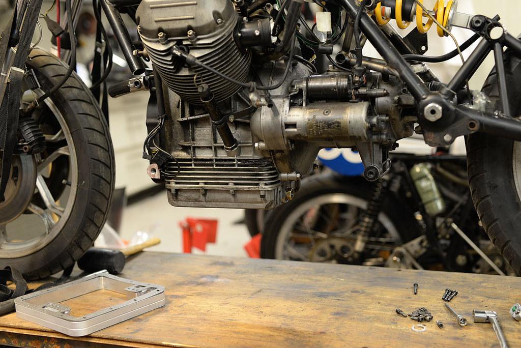Moto Guzzi SP 1000 - 1983 - Page 10 35840728135_9e6e48657a_b