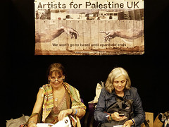 Artists For Palestine UK