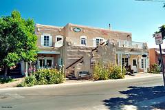 Adobe Building, Old Town Albuquerque