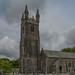 Bickleigh church by colin 1957