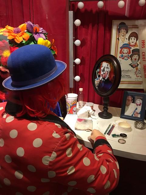 Clown - Circus World, Baraboo, WI