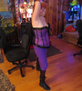 20170113 2147 - Rainbow Party #6 - Violet Indigo Purple (VIP) - Carolyn - 201701132147-25