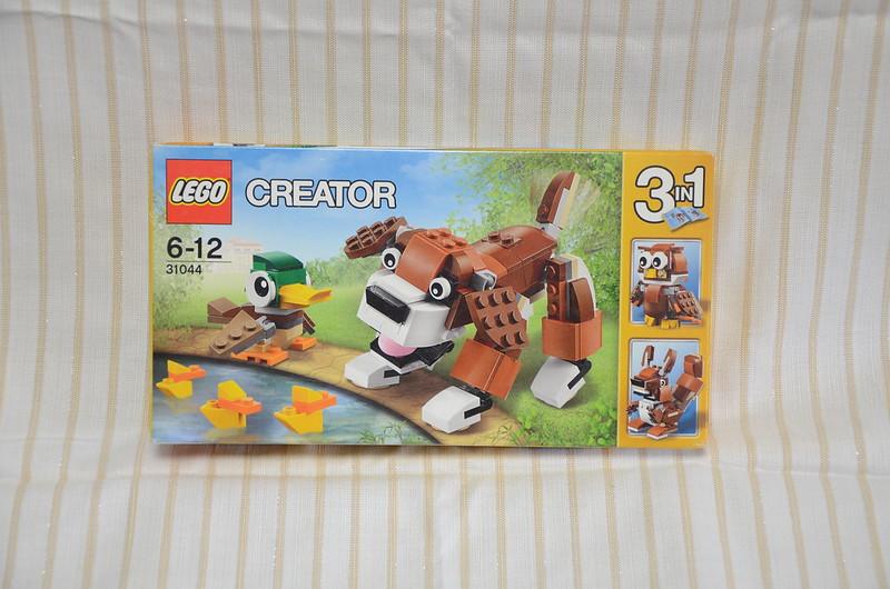 31044 CREATOR 3in1 公園動物 Park Animals