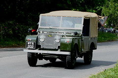 LANDROVER SERIES ONE MYA202