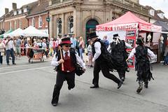 The Tattered Court -  Wimborne Minster Folk Festival 2017