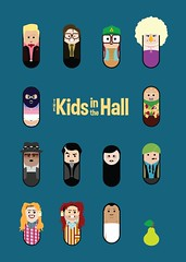 The Kids in the Hall by Brian MonkeyMan Richard