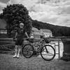 Bikepacking Posing