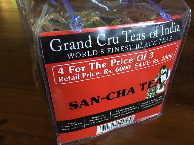 Grand Cru Teas of India