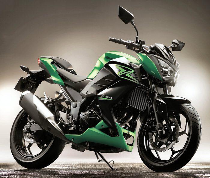 Kawasaki Z 300 2016 - 7