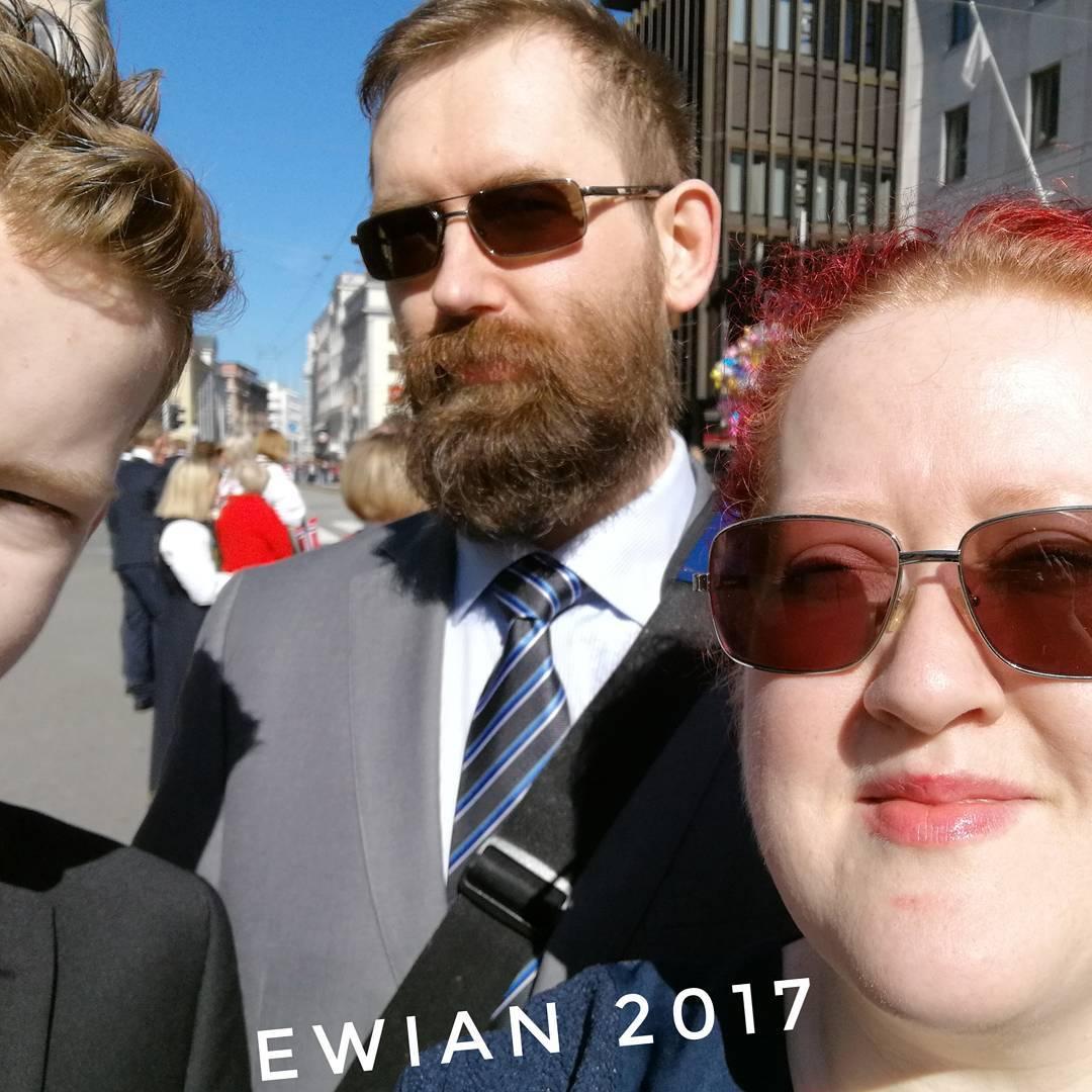 Gratulerer med dagen Norge