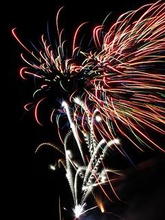 DPS challenge Fireworks