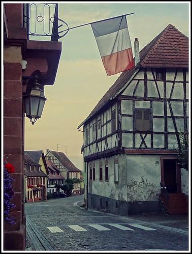 Neuwiller-les-Saverne (Bas-Rhin).