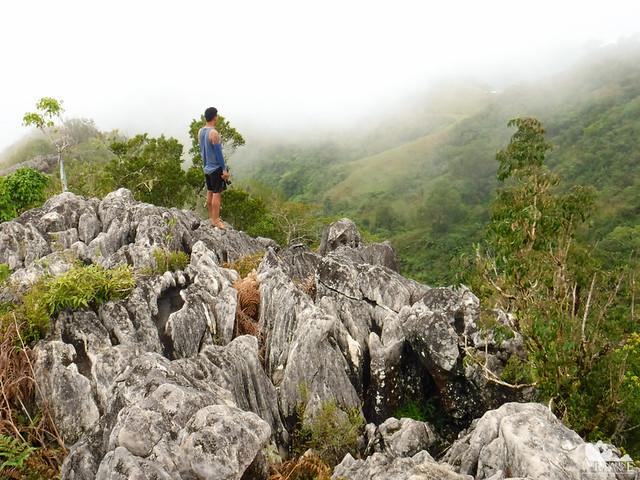 Mt Manunggal Summit