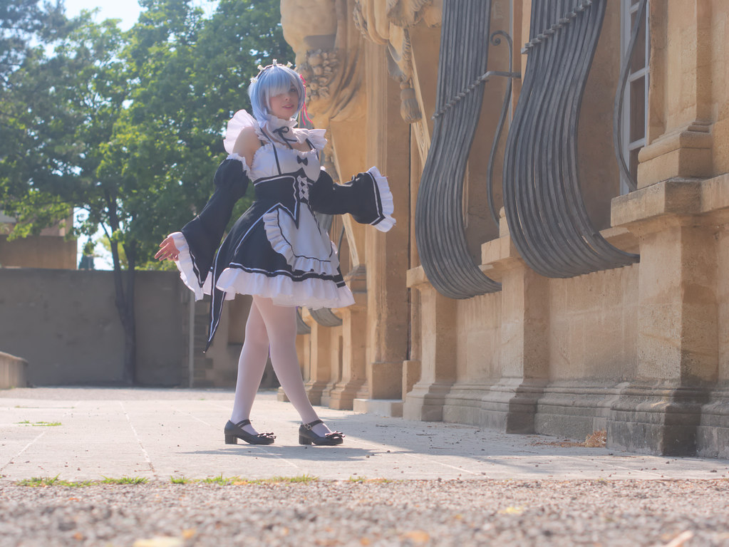 related image - Shooting Re-Zero - Rem - Bords de la Durance -2017-06-18- P2100546