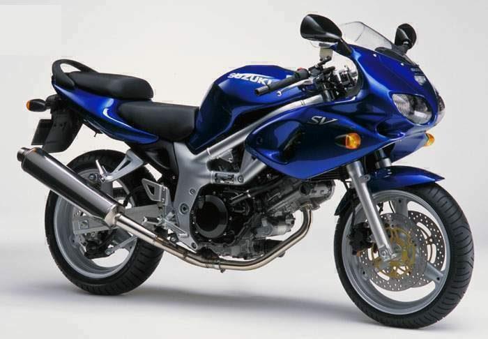 Suzuki SVS 650 2002 - 4
