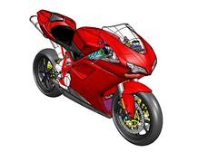 Ducati 1098 2007 - 40