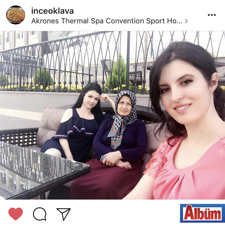 Tuğba Gönüllü, Akrones Thermal Spa Convention Sport Hotel'den paylaştığı bu fotoğraf ile beğeni topladı.
