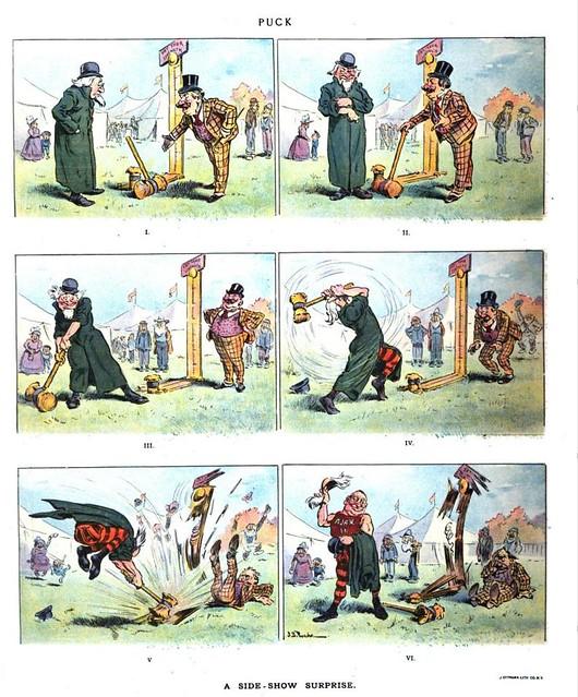 side show surprise, a (1901)