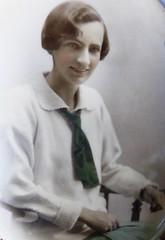 Beatrice E. [Trix] McConnell c1920