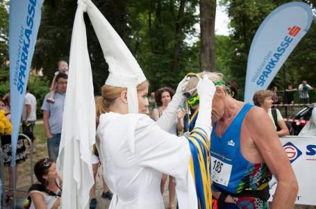 Na startu Jindřichohradeckého půlmaratonu bude místo elity bílá paní