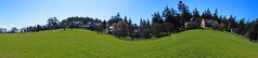 Parade Grounds Panorama, Distorted
