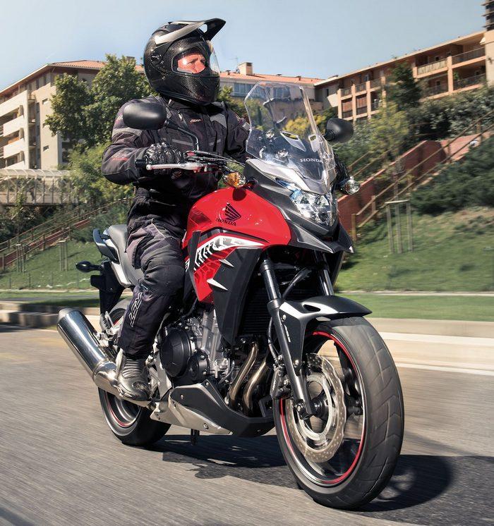 Honda CB 500 X 2017 - 7