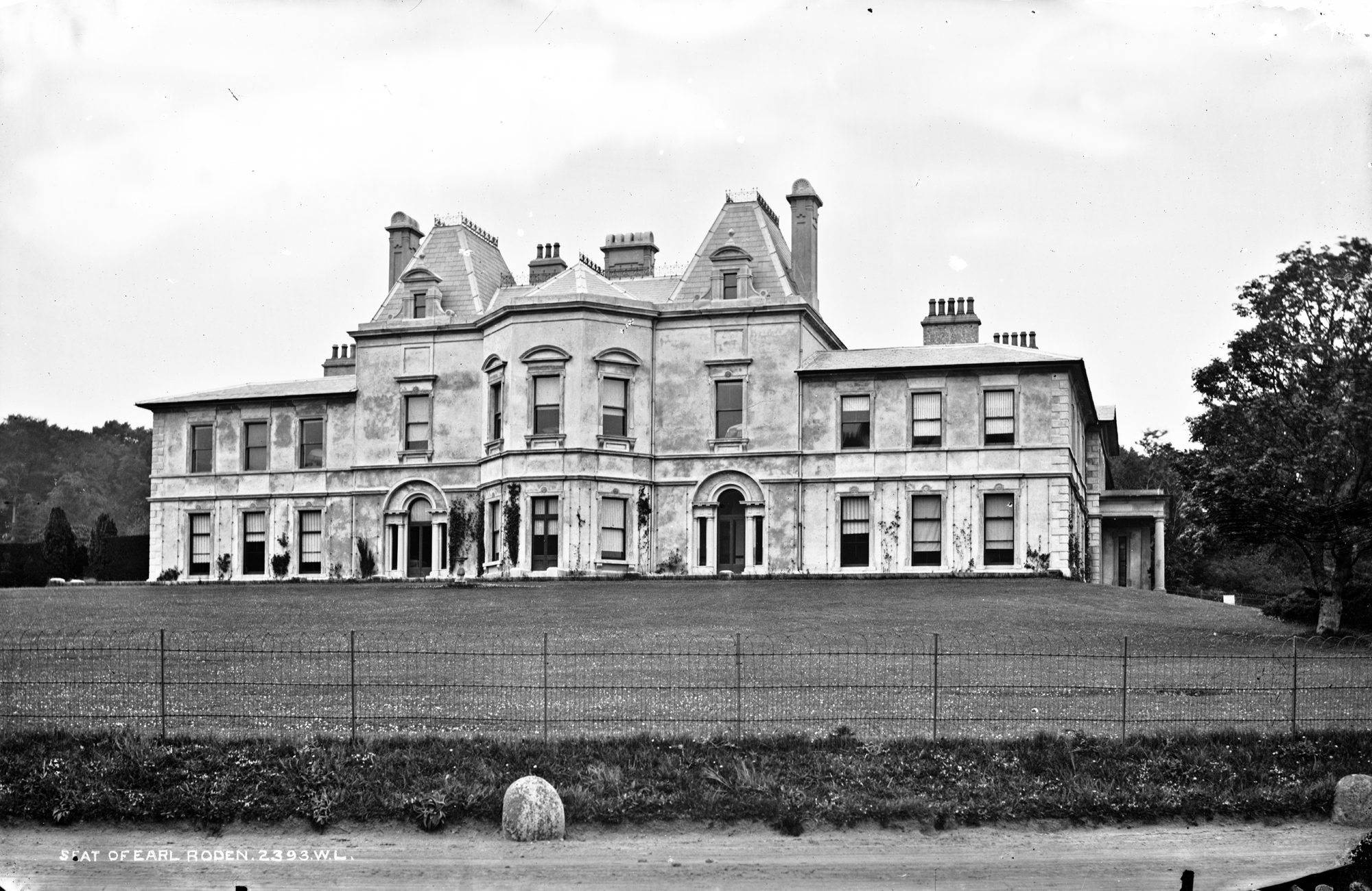 Bryansford House, Newcastle, Co. Down
