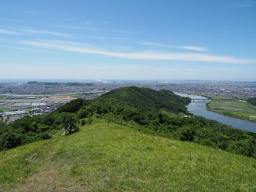 20170609 石巻市トヤケ森山(馬っこ山)