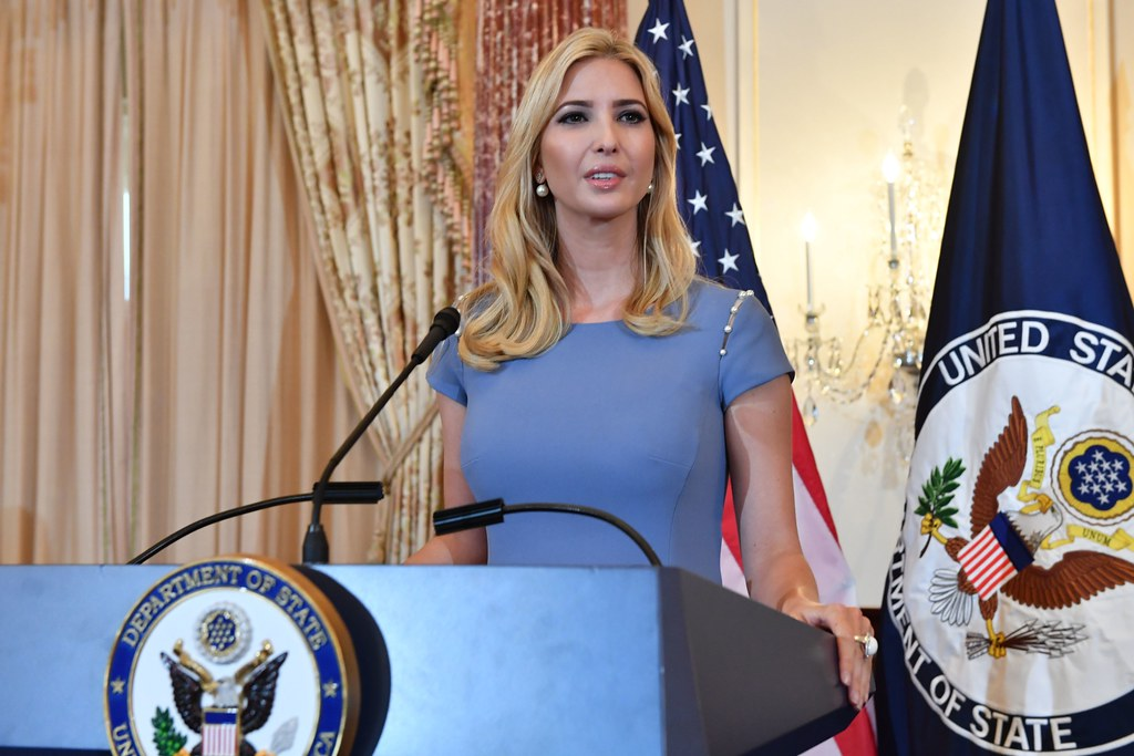 Advisor to the President Ivanka Trump Delivers Remarks at the 2017 Trafficking in Persons Report Launch Ceremony