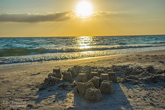 Castles in the Sand - St Pete Beach, Florida
