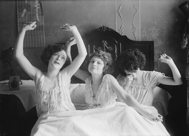 The Brox Sisters, 1920.