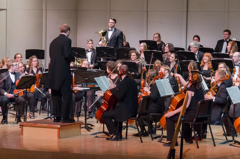 Middleton Community Orchestra Spring 2017 Concert