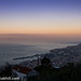 Sunset over Funchal, Madeira holiday June 2017