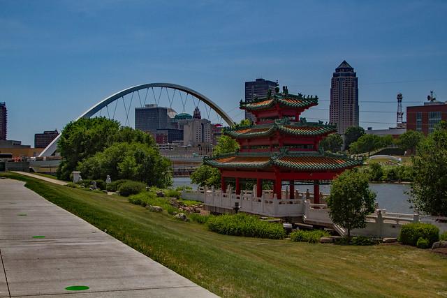 Des Moines Asian Gardens