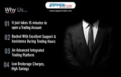 Reasons to Open Trading Account with ZIPPER trade