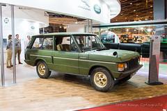 Range-Rover Classic Suffix A - 1971