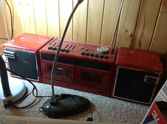 Another analogue radio still working...